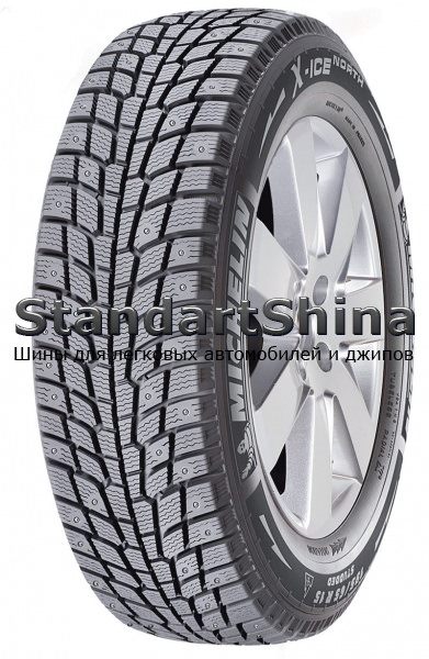 Michelin X-Ice North 175/70 R13 82T (шип)