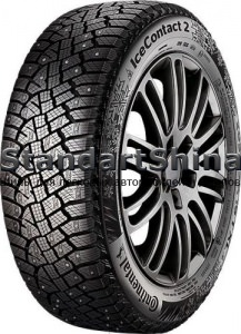 Continental IceContact 2 225/45 R17 94T XL (шип)