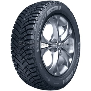 Michelin X-Ice North 4 185/65 R15 92T XL (шип)